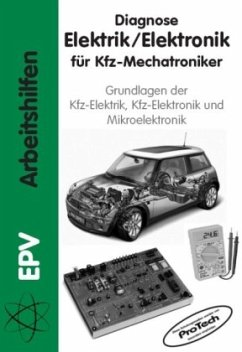 Diagnose Elektrik / Elektronik für Kfz-Mechatro...