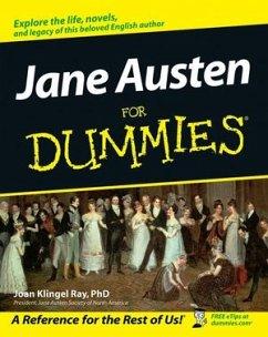 Jane Austen For Dummies - Klingel Ray, Joan Elizabeth