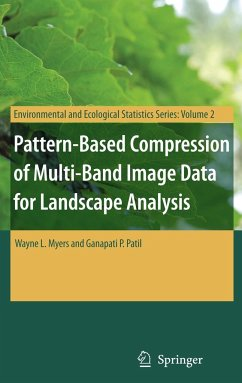 Pattern-Based Compression of Multi-Band Image Data for Landscape Analysis - Myers, Wayne L.; Patil, Ganapati P.