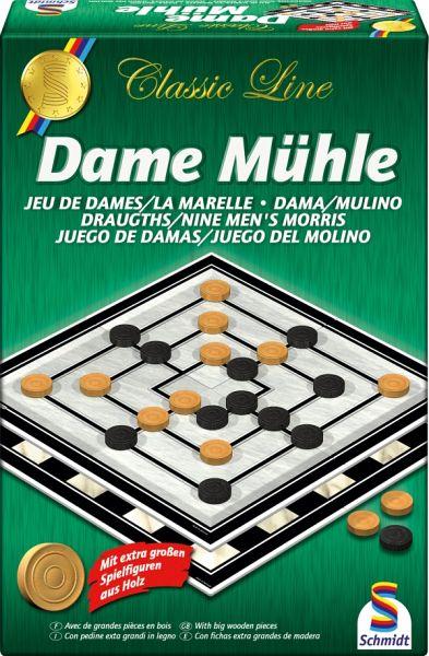 Schmidt 49083 - Dame Mühle