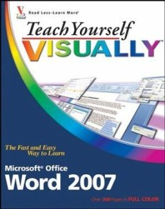 Teach Yourself Visually Word 2007 - Marmel, Elaine