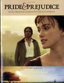 Pride & Prejudice, for Piano Solo