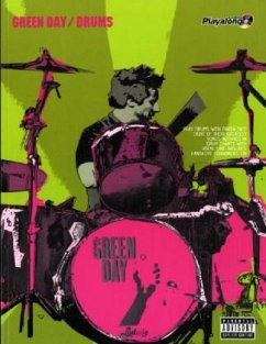 Green Day / Drums, w. Audio-CD