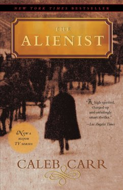 The Alienist - Carr, Caleb