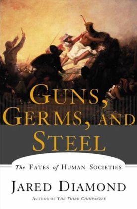 guns germs steel jared diamond thesis