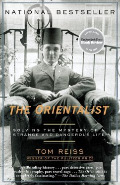 The Orientalist - Reiss, Tom