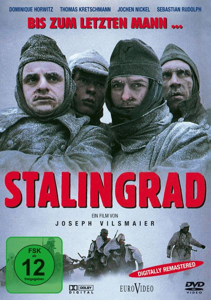 stalingrad film auf dvd. Black Bedroom Furniture Sets. Home Design Ideas
