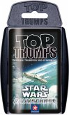 Winning Moves 60475 - Top Trumps: Star Wars Raumschiffe, Quartettspiel