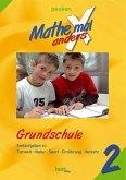 Pauker. Die Lernhilfen / Mathe mal anders, Grundschule Klasse 2 / Mathe X (mal) anders, Grundschule