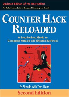Counter Hack Reloaded - Skoudis, Ed; Liston, Tom