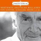 Berühmte Dt.Balladen: Goethe,Schiller,Heine U.V.M