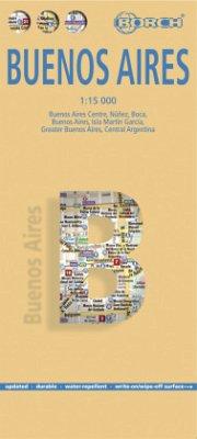 Borch Map Buenos Aires