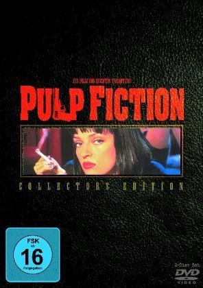 pulp fiction collector 39 s edition 2 dvds film auf dvd. Black Bedroom Furniture Sets. Home Design Ideas