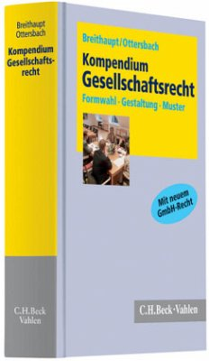 Kompendium Gesellschaftsrecht