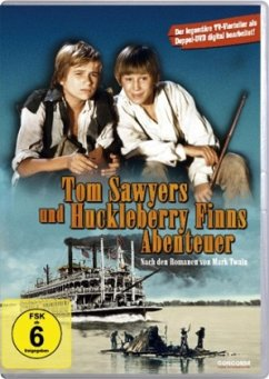 Tom Sawyers und Huckleberry Finns Abenteuer - Home Edition - Roland Demongeot/Lina Carstens