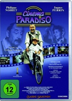 Cinema Paradiso (Home Edition) Classic Selection - Philippe Noiret/Jacques Perrin