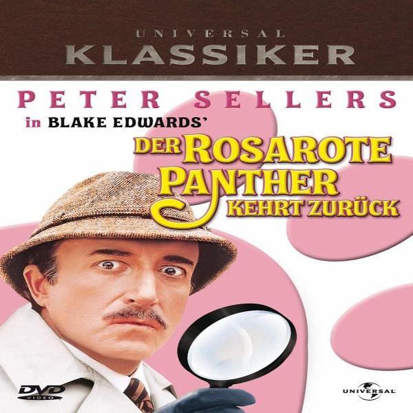 Der Rosarote Panther Peter Sellers