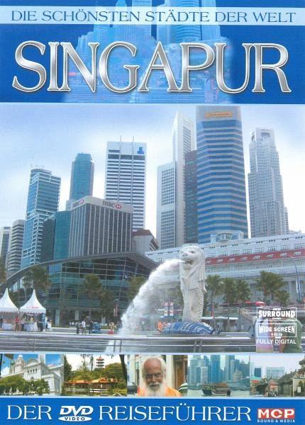 die sch nsten st dte der welt singapur film auf dvd. Black Bedroom Furniture Sets. Home Design Ideas