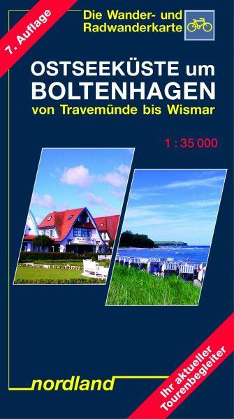 Boltenhagen Ostsee Karte.Ostseekuste Um Boltenhagen 1 35 000
