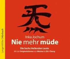 Nie mehr müde, 1 Audio-CD - Jochum, Inka