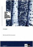 5. Schuljahr, Lösungen / Lambacher-Schweizer, Ausgabe A, Neubearbeitung