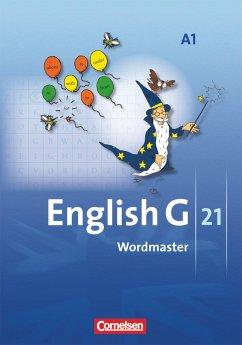 English G 21. Ausgabe A 1. Wordmaster - Neudecker, Wolfgang