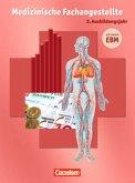 Medizinische Fachangestellte - Bisherige Ausgabe / 2. Ausbildungsjahr - Jahrgangsband - Schülerbuch