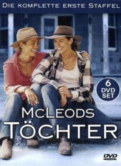 McLeods Töchter, Staffel 1, 6 DVDs