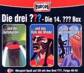 3er Box / Die drei Fragezeichen Bd.40-42 (3 Audio-CDs)