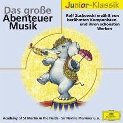 Das Gr.Abenteuer Musik (Eloquence Jun.)