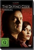 The Da Vinci Code, Sakrileg, 1 DVD-Video