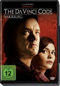 The Da Vinci Code, Sakrileg, 1 DVD-Video