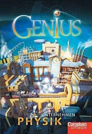 Genius: Unternehmen Physik - Sonderausgabe (PC)