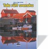 Tala rätt svenska
