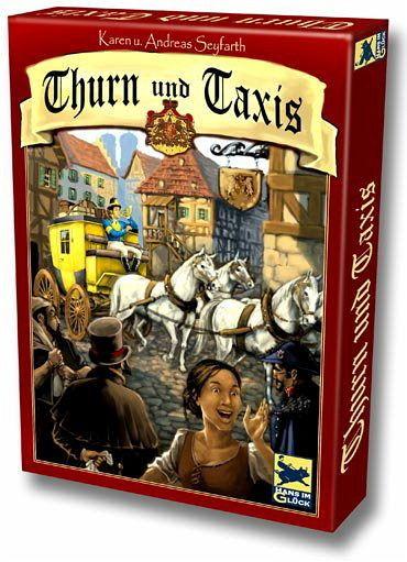 Thurn und Taxis (Spiel)