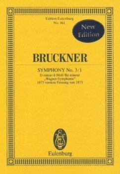 Sinfonie Nr. 3/1 d-Moll - Bruckner, Anton