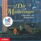 Die Medlevinger, 8 Audio-CDs