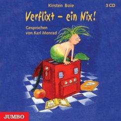 Verflixt, ein Nix!, 3 Audio-CDs