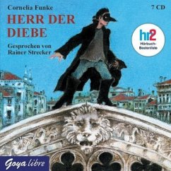 Herr der Diebe, 7 Audio-CDs - Funke, Cornelia