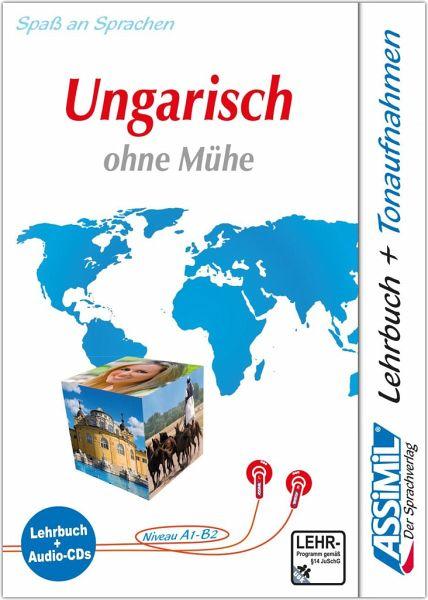 Assimil. Ungarisch ohne Mühe. Multimedia-Classic. Lehrbuch und 4 Audio-CDs