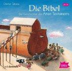 Die Bibel. Die Geschichten des Alten Testaments, 2 Audio-CD