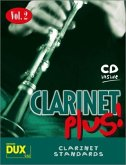 Clarinet plus!, m. Audio-CD