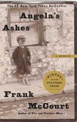 the autobiography of angelas ashes by frank mccourt Based on the best selling autobiography by irish expat frank mccourt, angela's ashes follows the experiences of young frankie and his family as they try against all odds to escape the.