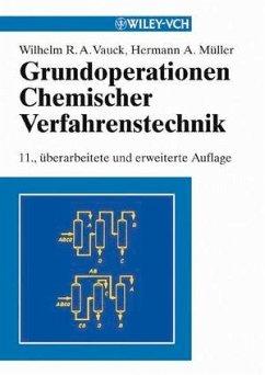 Grundoperationen chemischer Verfahrenstechnik