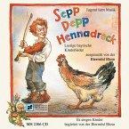 Sepp, Depp, Hennadreck, 1 CD-Audio
