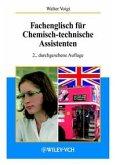 Fachenglisch für Chemisch-technische Assistenten ( CTA)