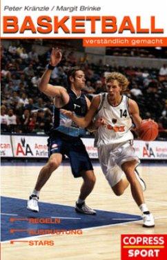 Basketball verständlich gemacht - Kränzle, Peter; Brinke, Margit