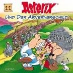 Asterix und der Arvernerschild / Asterix Bd.11 (1 Audio-CD)