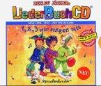 1, 2, 3 wir singen mit/ CD und LiedSpielBuch