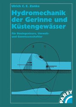 Hydromechanik der Gerinne und Küstengewässer - Zanke, Ulrich C.